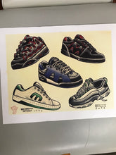 Load image into Gallery viewer, Ben Verhoek Skate Shoe Flash Sheet