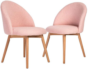 Teddy Chair in Pink