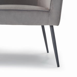 Lagga Accent Chair Grey