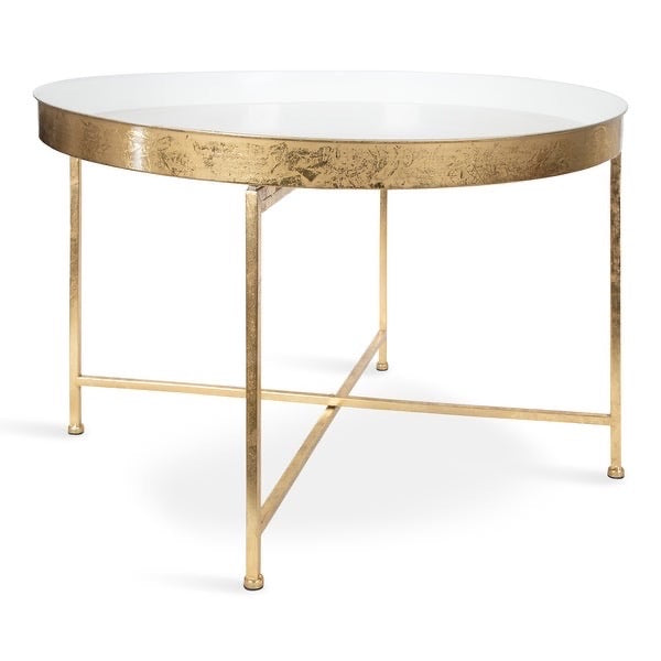 White Gold Coffee Table