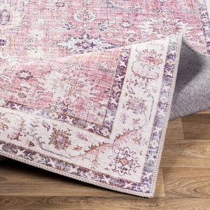 Dusty Rose Rug