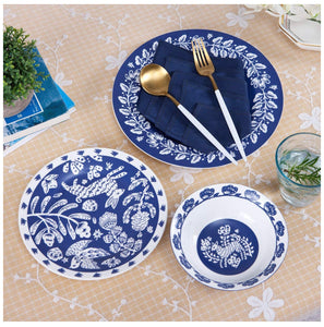 The Rabbit Dinnerware Set