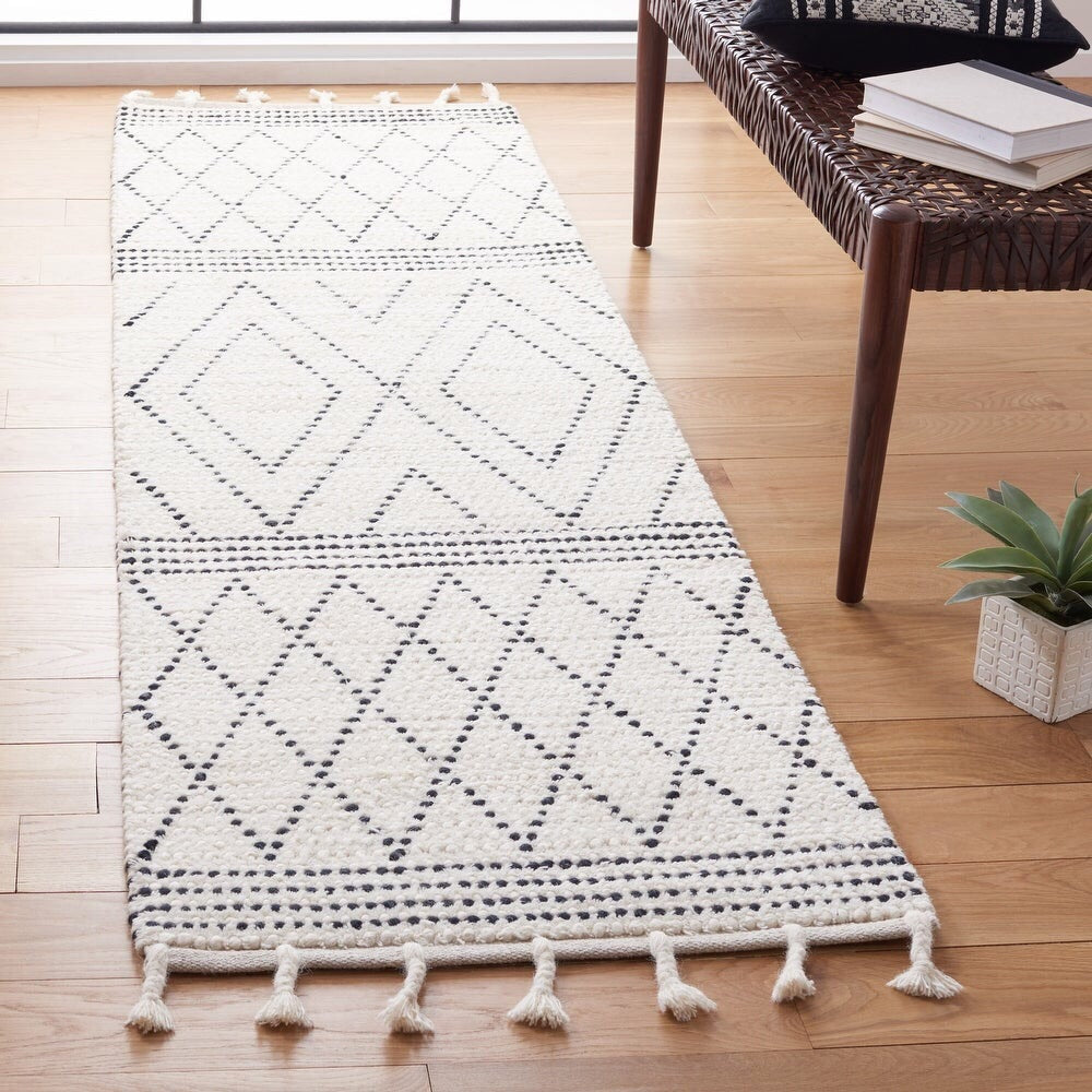 Dotted Moroccan Runner