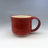 Handcrafted Wagner Mug (Red)