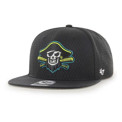 Bradenton Barbanegras Captain Hat BK