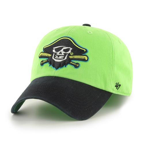 Bradenton Barbanegras Stretch Fit Hat Green