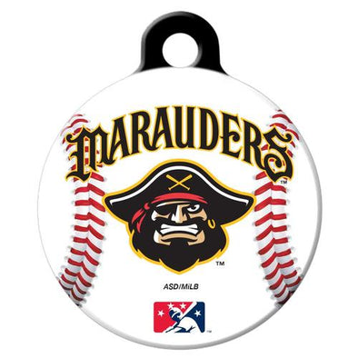 Bradenton Marauders Dog Tag