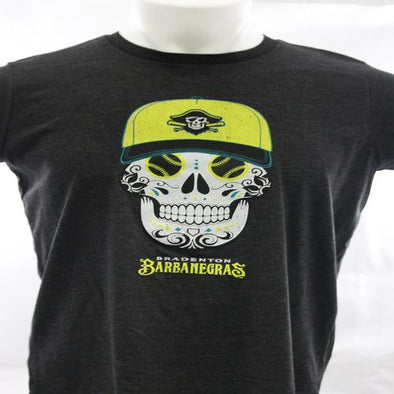Bradenton Barbanegras Men's Sugar Skull Tee
