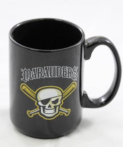 Bradenton Marauders Skull & Cross Bats Coffee Mug