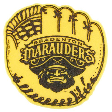 Bradenton Marauders Bradenton Maruaders Foam Glove