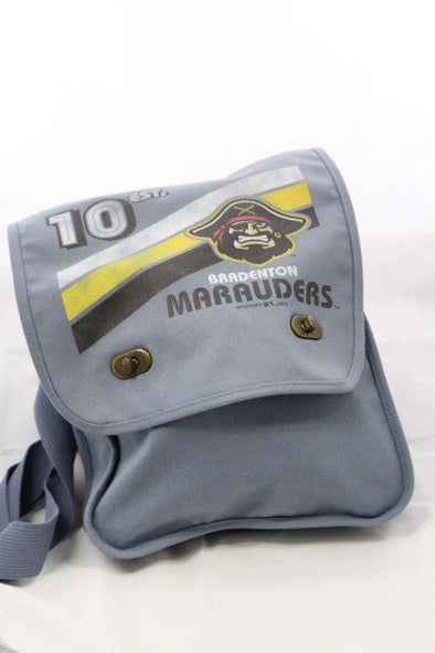 Bradenton Marauders Canvas Tote Bag
