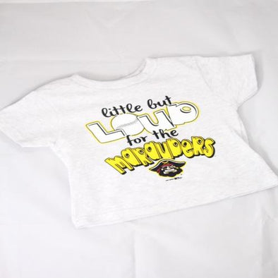 Bradenton Marauders Toddler Loud For Marauders Tee