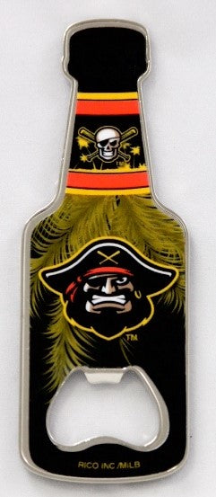 Bradenton Marauders Magnetic Bottle Opener