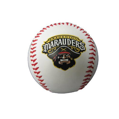 Bradenton Marauders Primary Logo Ball