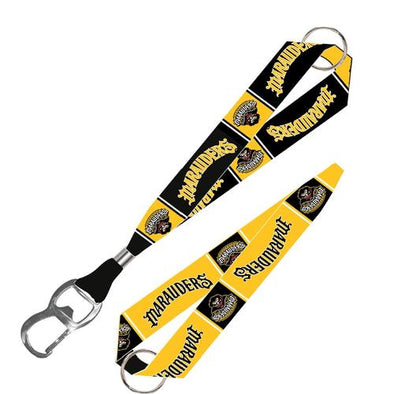 Bradenton Marauders Bottle Opener Key lanyard
