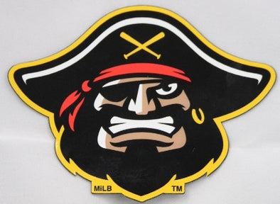 Bradenton Marauders Car Magnet