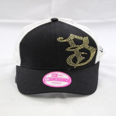 Bradenton Marauders Ladies Sequin B Trucker Hat