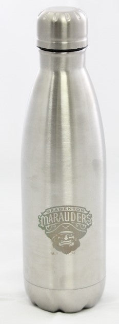 Bradenton Marauders Stainless Steel Water Bottle