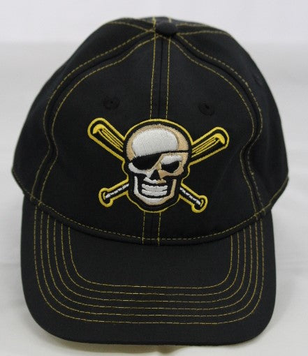 Bradenton Marauders Ladies Skull Logo Hat
