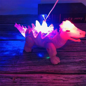 Little Stegosaurus Leash Toy(BUY MORE SAVE MORE)