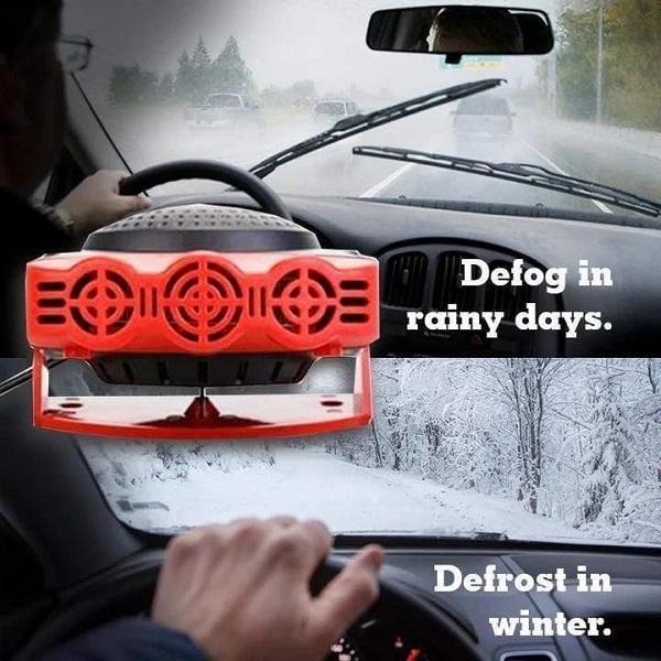 Defrost N Defog Car Heater
