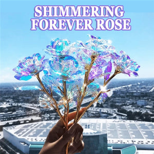 【Only $5.99】Shimmering Forever Rose