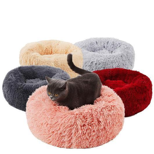 (Last Day Promotion) Comfy Calming Dog/Cat Bed