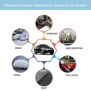 Universal Premium Windshield Snow Cover