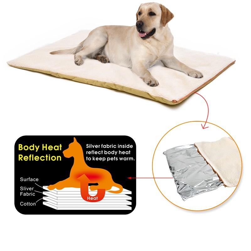 Self-Warming Dog Pad