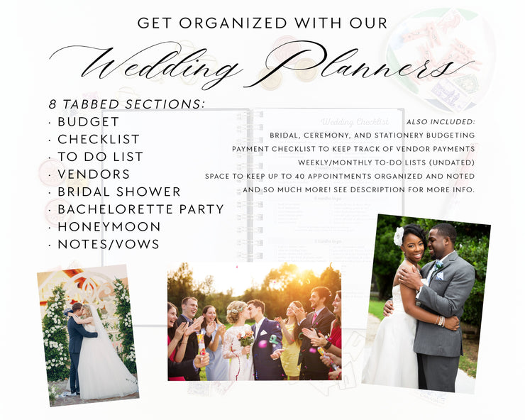 Wedding Planner #021 by Starboard Press
