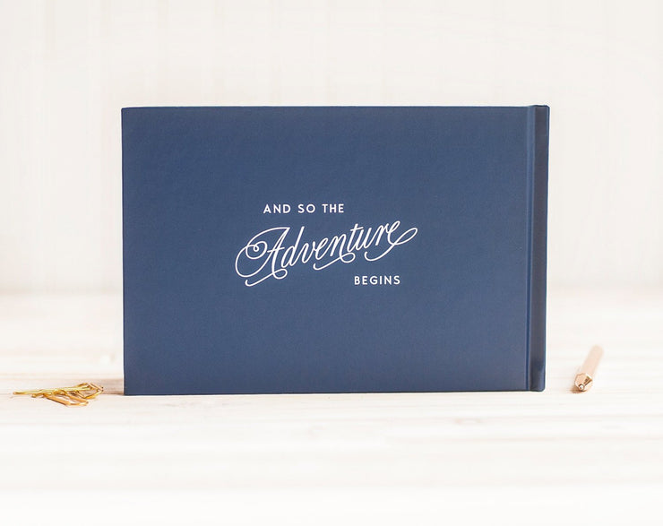 Wedding Guest Book #006 by Starboard Press - Starboard Press