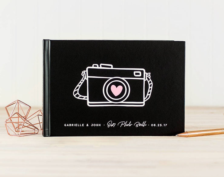 Wedding Guest Book #019 by Starboard Press