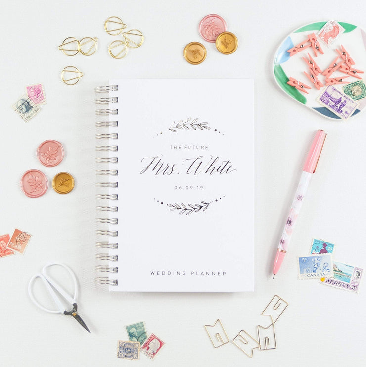 Wedding Planner #001 by Starboard Press