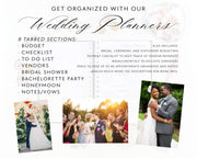 Wedding Planner #004 by Starboard Press