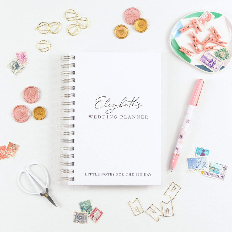 Wedding Planner #009 by Starboard Press