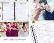 Wedding Planner #016 by Starboard Press