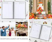 Wedding Planner #018 by Starboard Press
