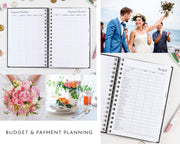 Wedding Planner #019 by Starboard Press