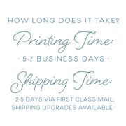 Wedding Vow Books, Custom Vow Booklets #004 by Starboard Press