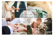 Wedding Vow Books, Custom Vow Booklets #018 by Starboard Press