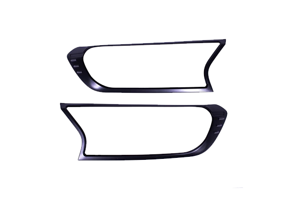 Headlight Trims to suit Ford Ranger PX2 & PX3
