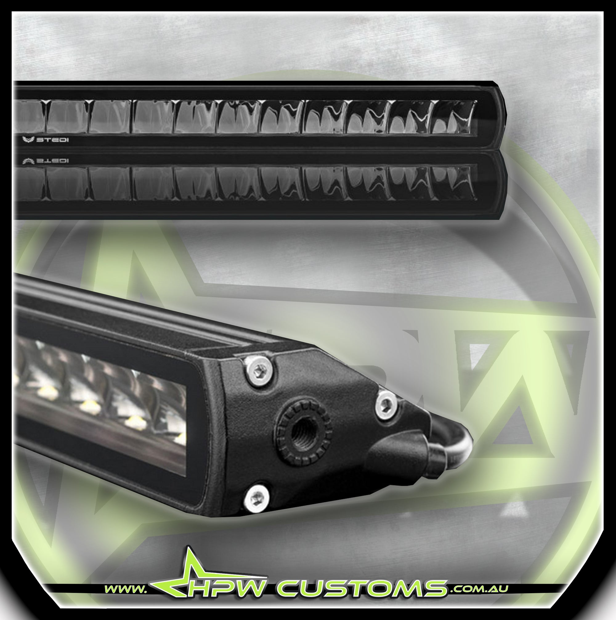 ST1K 21.5 Inch E-Mark LED Light Bar