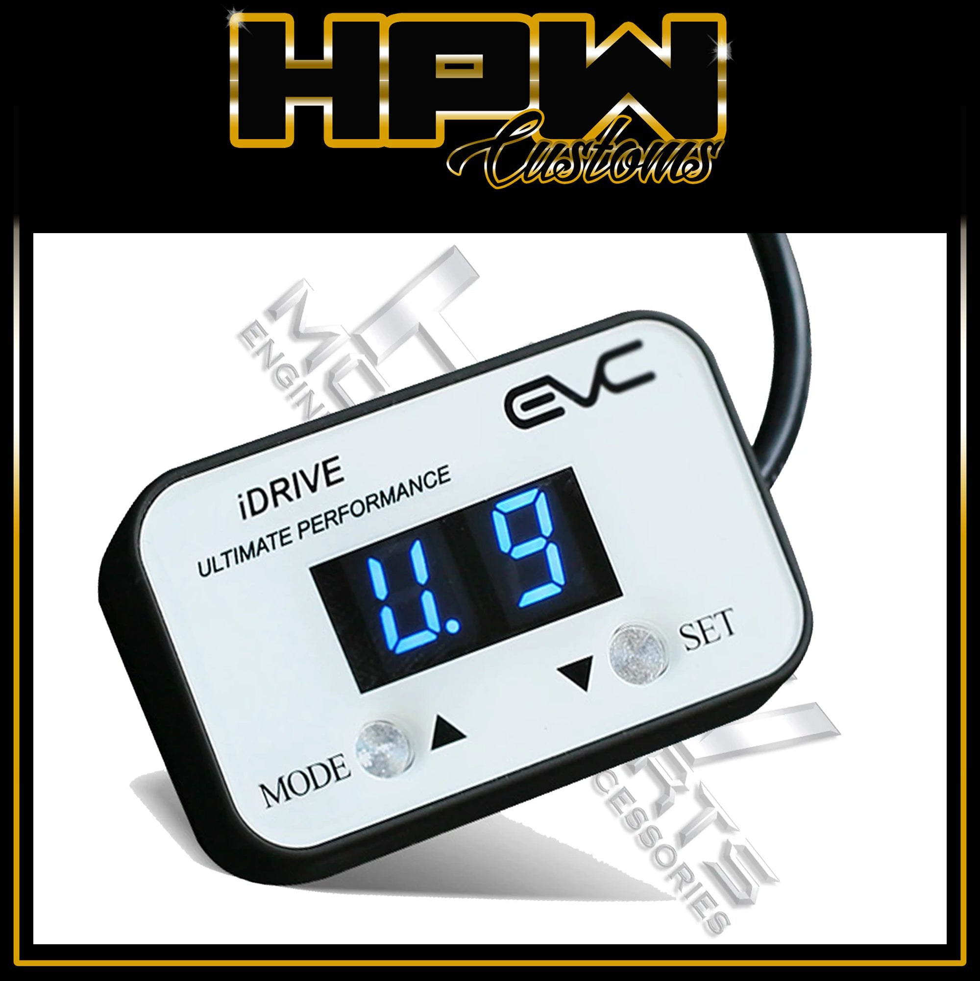 RAM 1500 iDrive windbooster throttle controller - Unleash the power!