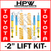 "2"" BILSTEIN LIFT KIT for Toyota Fortuner"