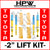 "2"" BILSTEIN LIFT KIT for Toyota Prado 150 series"