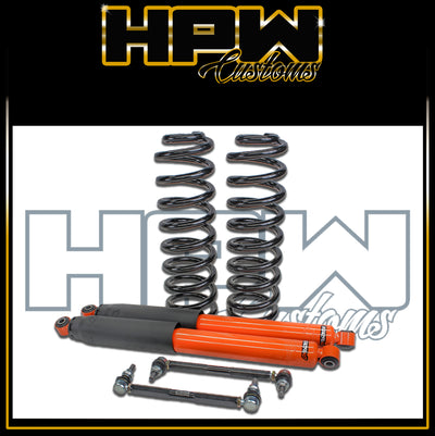 "RAM 1500 Outback Armour lift kit 2"" Front & 2"" Rear EXPRESS LARAMIE"