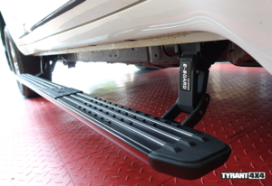 eBoard Retractable Power Steps to suit Jeep Grand Cherokee WK