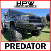 Offroad animal PREDATOR bullbar for 79 Series LANDCRUISER