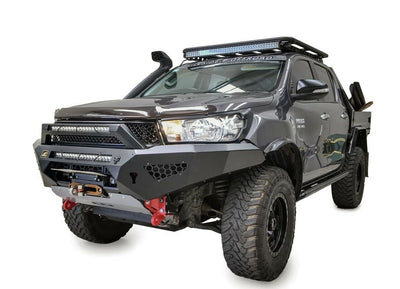 Offroad animal PREDATOR bullbar for Toyota Hilux N80