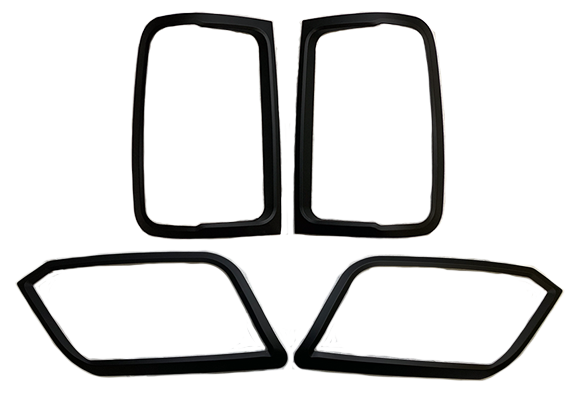 Headlight & Tail Light Cosmetic Trims to suit Volkswagen Amarok